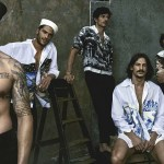 GQ AUSTRALIA: Five of a Kind by Mariano Vivanco