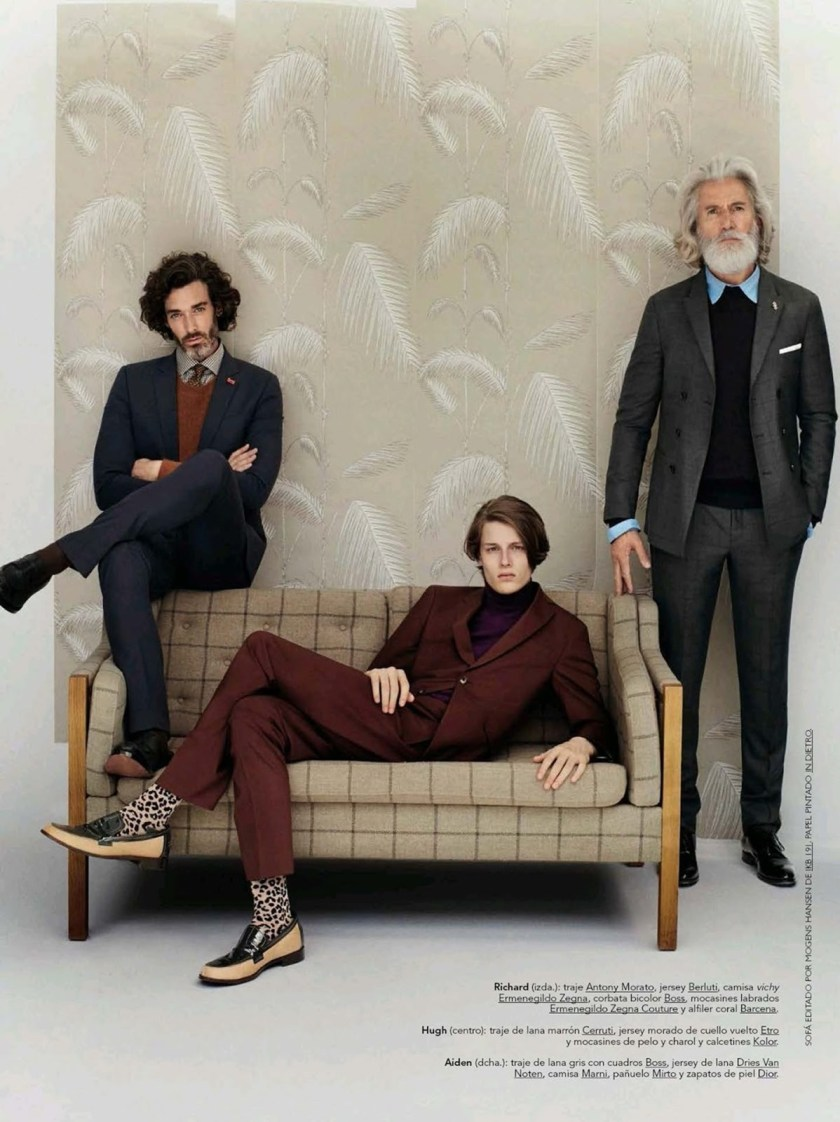 GQ SPAIN Three Generations by Sergi Pons. Jesus Cicero, September 2016, www.imageamplified.com, Image Amplified (7)