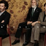 GQ SPAIN: Three Generations by Sergi Pons