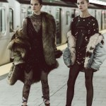 L'OFFICIEL SINGAPORE: Zoe Zolivas & Stephanie Rad by Matallana