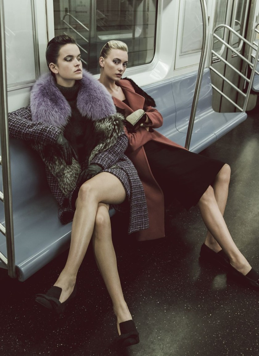 L'OFFICIEL SINGAPORE Zoe Zolivas & Stephanie Rad by Matallana. Davian Lain, September 2016, www.imageamplified.com, Image Amplified (3)