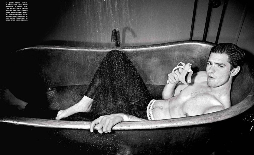 L'UOMO VOGUE Andrew Garfield by Ellen von Unwerth. Rushka Bergman, Fall 2016, www.imageamplified.com, Image Amplified (3)