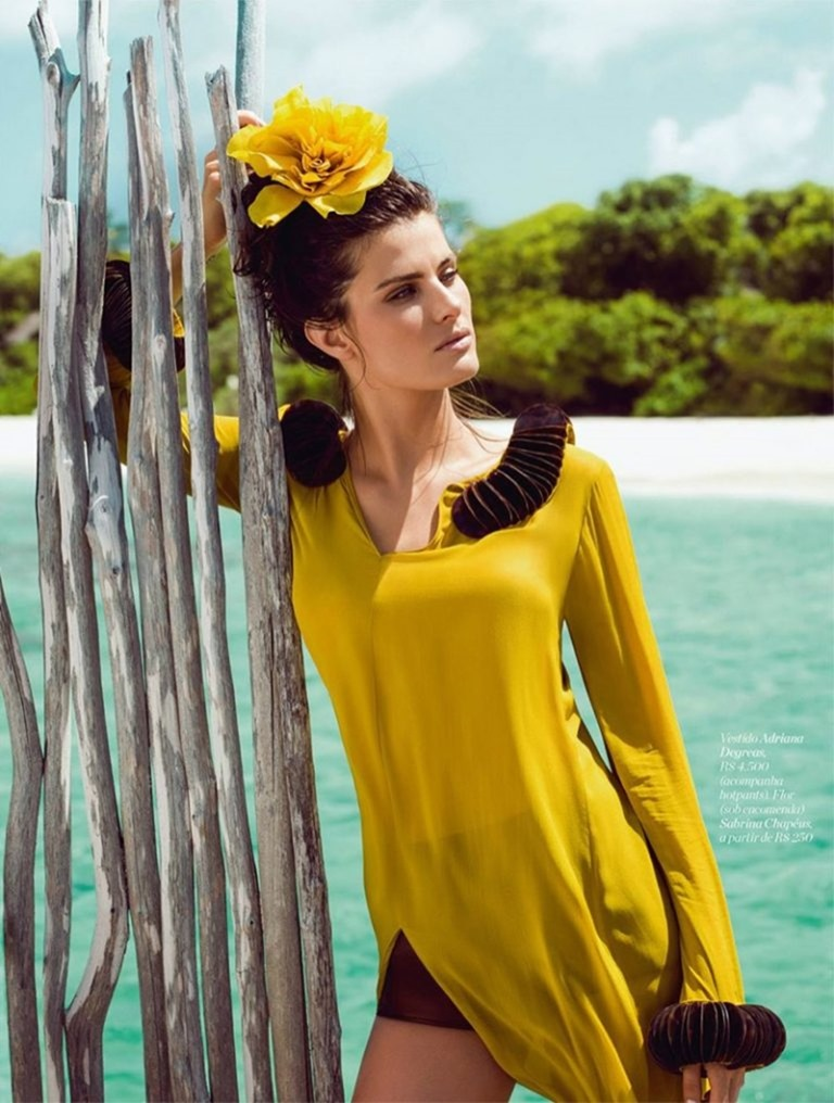 MARIE CLAIRE BRAZIL Isabeli Fontana by Eduardo Rezende. Larissa Lucchese, September 2016, www.imageamplified.com, Image Amplified (6)