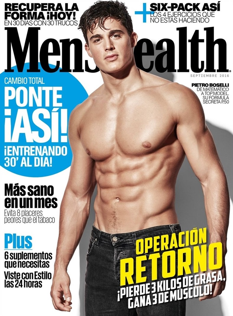 MEN'S HEALTH SPAIN Pietro Boselli by Julio Cesar Ortega. Summer 2016, www.imageamplified.com, Image Amplified (4)