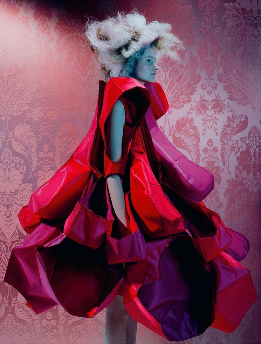 NUMERO MAGAZINE Viola Podkopaeva by Miles Aldridge. Samuel Francois, September 2016, www.imageamplified.com, Image amplified (1)