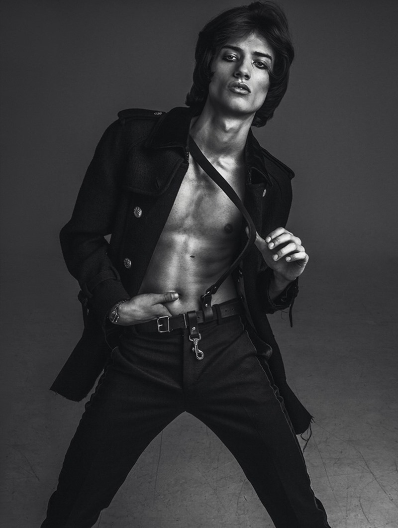 SEVENTH MAN MAGAZINE Serge Rigvava by Louie Banks. Sascha Lilic, Fall 2016, www.imageamplified.com, Image Amplified (5)