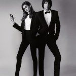 THE DAILY FRONT ROW: Kaia Gerber & Sebastian Faena by Sebastian Faena