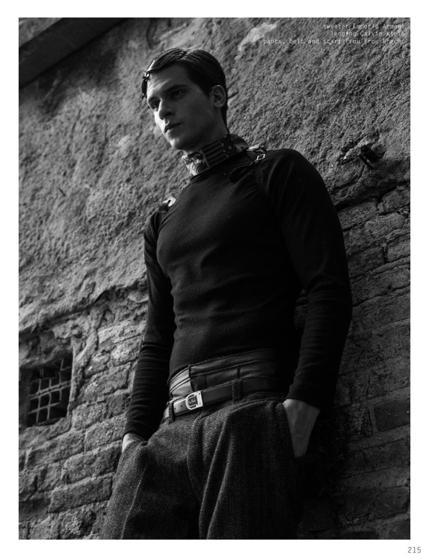 VICTOR MAGAZINE Diego Fragoso by Jeff SEgenreich. Alexandre Dornellas, Fall 2016, www.imageamplified.com, image amplified (4)
