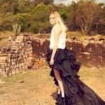 VOGUE BRAZIL: Caroline Trentini by Zee Nunes
