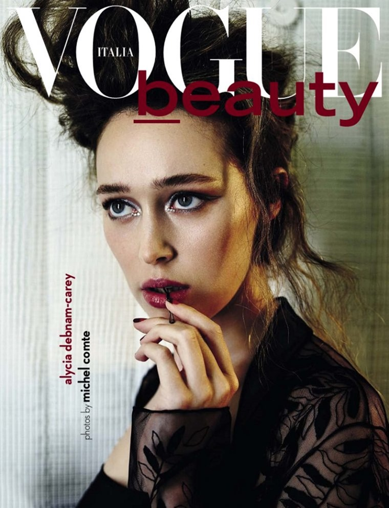 VOGUE ITALIA Alycia Debnam-Carey by Michel Comte. September 2016, www.imageamplified.com, Image Amplified (1)