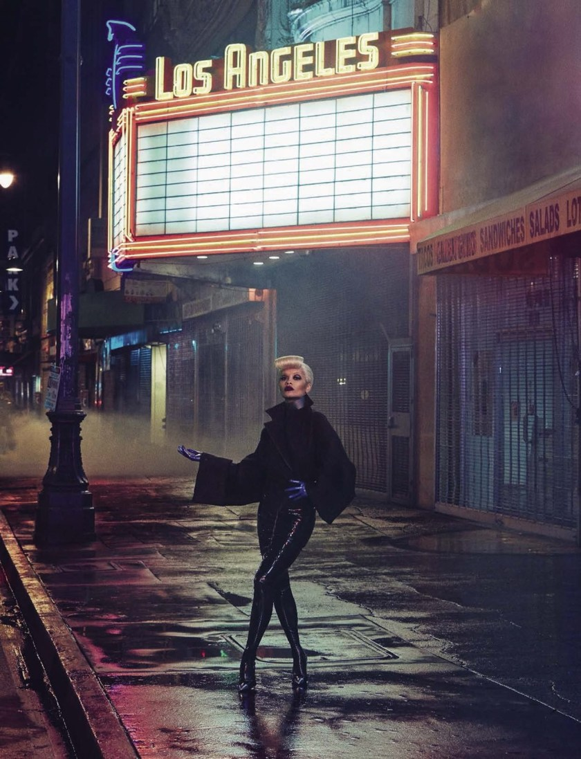 VOGUE ITALIA Rita Ora by Francesco Carrozzini. Patti Wilson, September 2016, www.imageamplified.com, Image Amplified (3)
