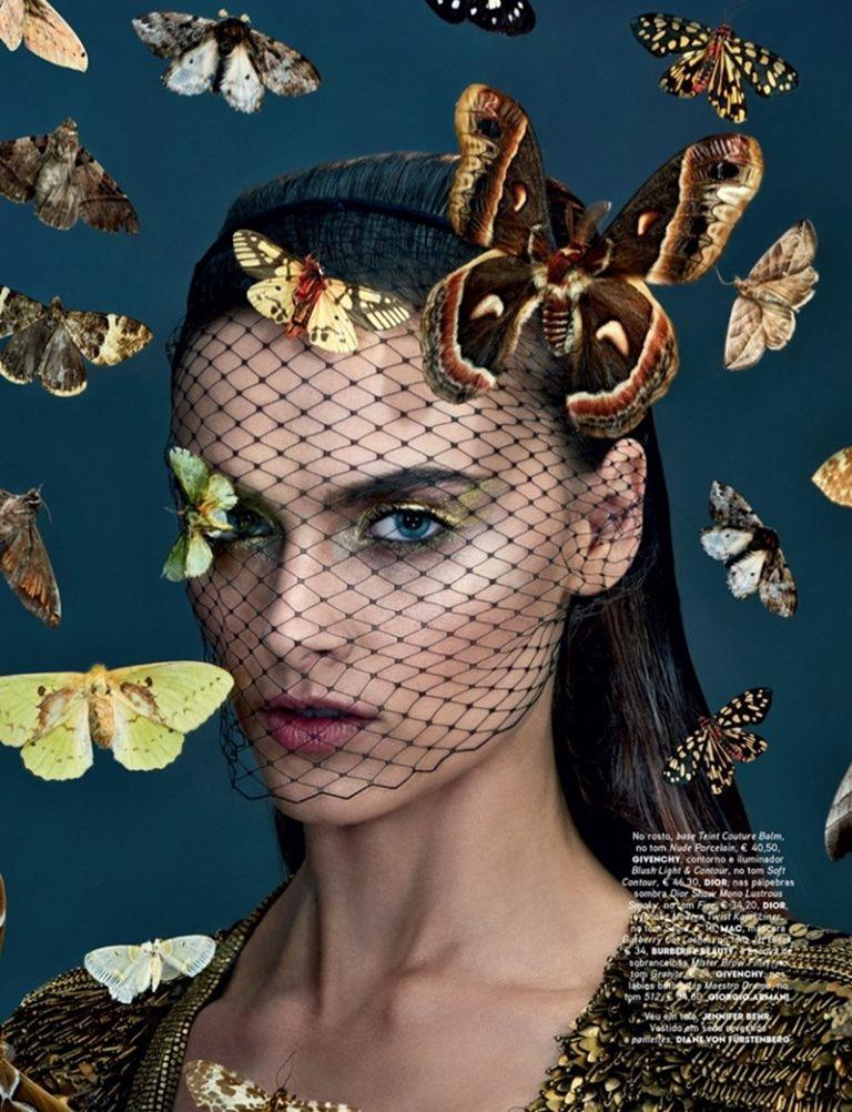 VOGUE PORTUGAL Zuzana Gregorova by Jamie Nelson. Melaney Oldenhof, September 2016, www.imageamplified.com, Image Amplified (3)