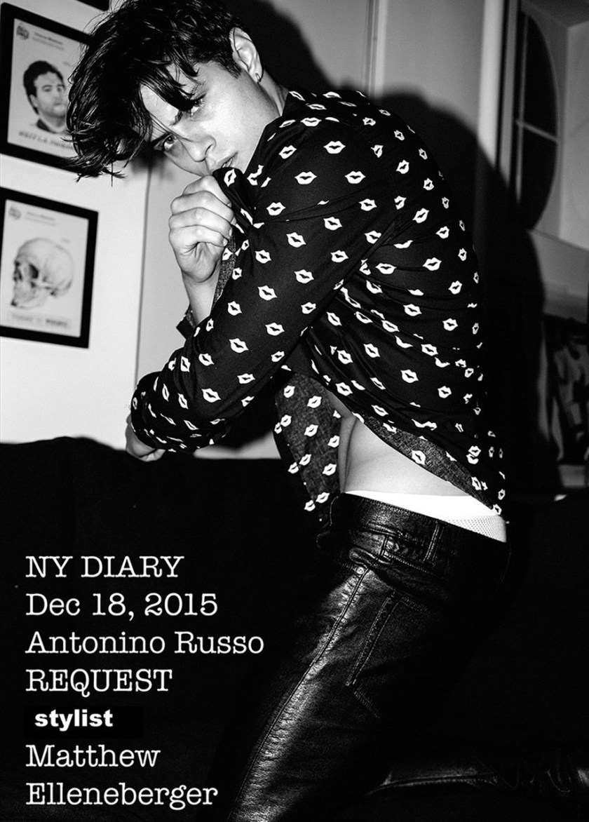 YEARBOOK FANZINE NY Diary by Joseph Lally. Summer 2016, www.imageamplified.com, Image Amplified (23)