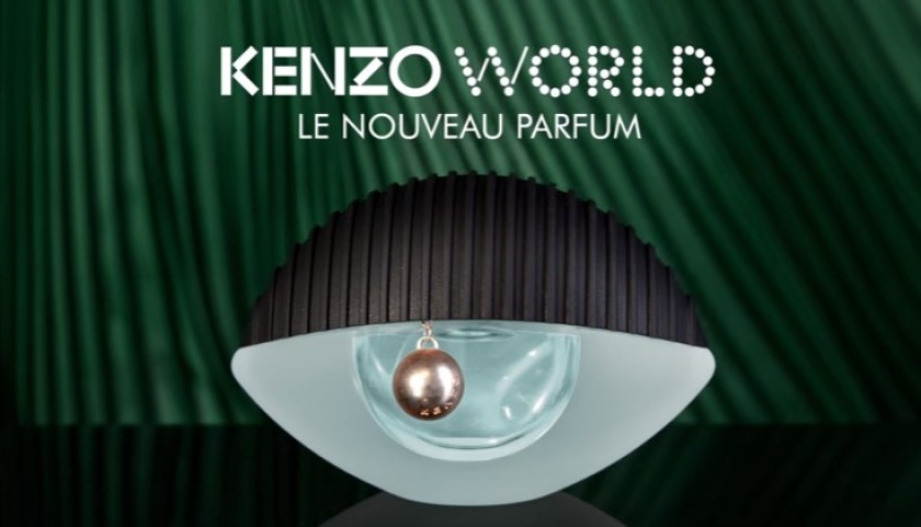 "FASHION FILM: Kenzo ""World"" Le Nouveau Parfum! Directed by Spike Jonze"