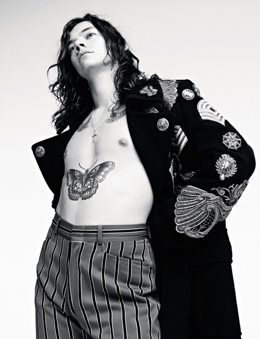ANOTHER MAN MAGAZINE Harry Styles by Willy Vanderperre. Alister Mackie, Fall 2016, www.imageamplified.com, Image Amplified12