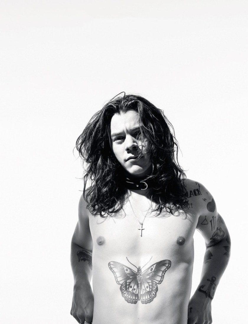 ANOTHER MAN MAGAZINE Harry Styles by Willy Vanderperre. Alister Mackie, Fall 2016, www.imageamplified.com, Image Amplified1