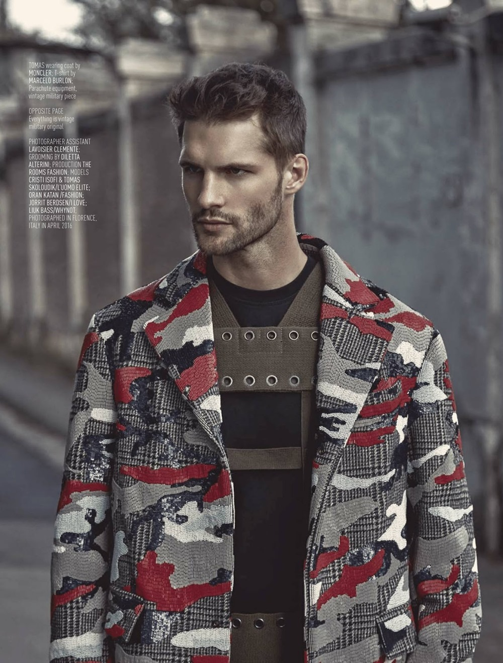 AUGUST MAN MALAYSIA Contemplation By Greg Swales Image