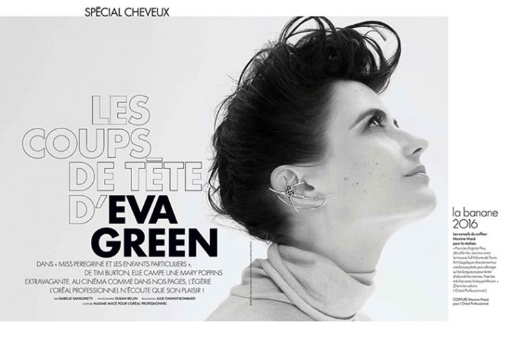 ELLE FRANCE Eva Green by Dusan Reljin. Julie Chanut Bombard, September 2016, www.imageamplified.com, Image Amplified (2)