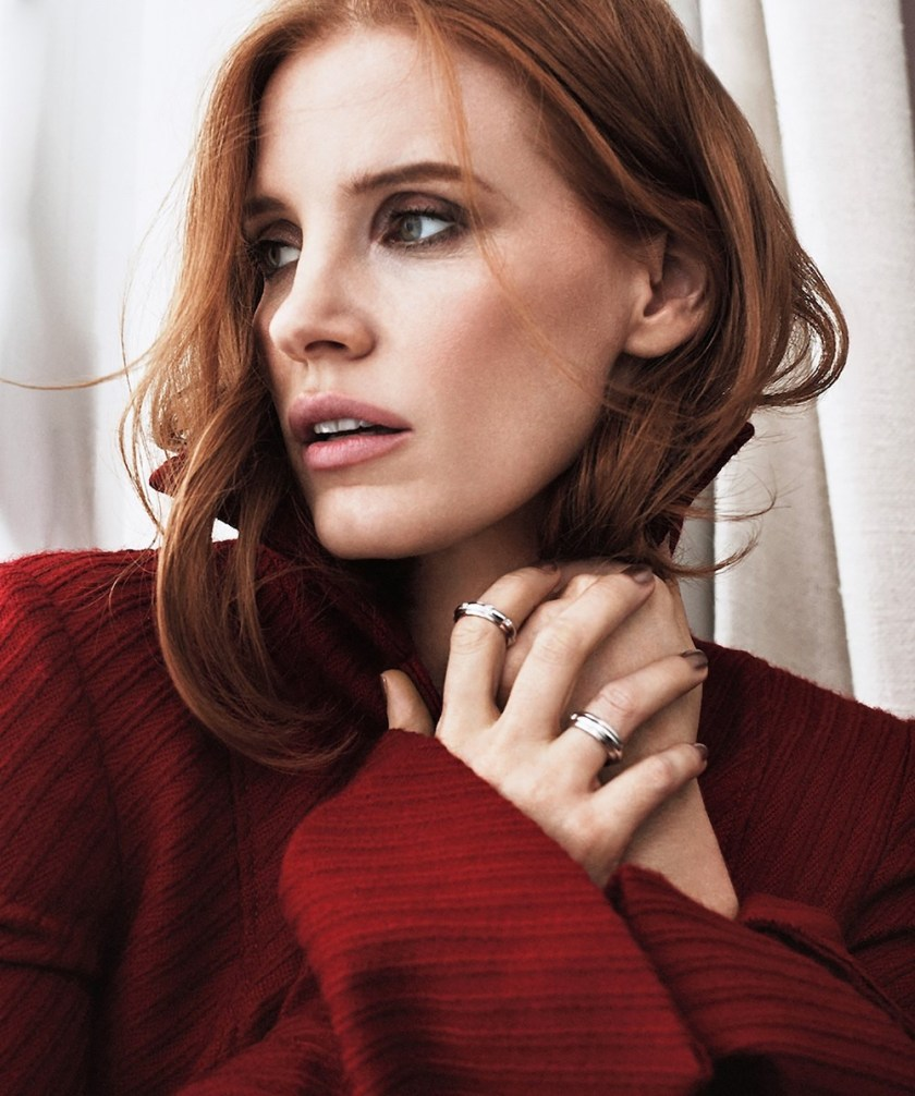 ELLE FRANCE Jessica Chastain by VanMossevelde   N. Barbara Loison, October 2016, www.imageamplified.com, Image Amplified (8)