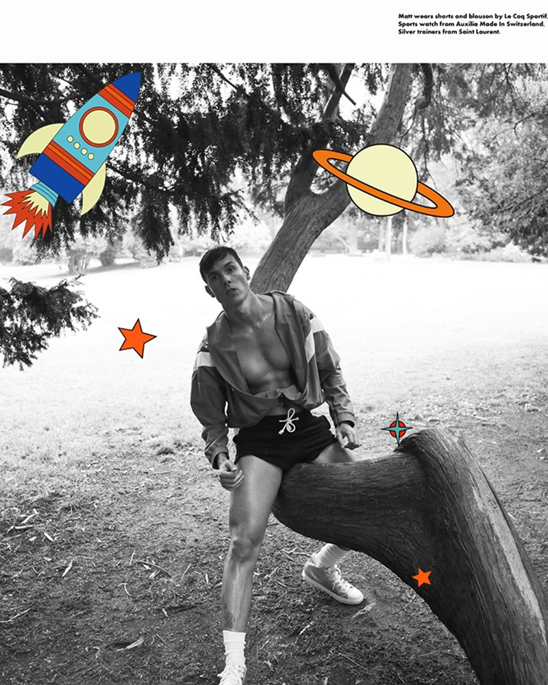 FACTORY FANZINE Matt Corrias by Baldovino Barani. Fall 2016, www.imageamplified.com, Image Amplified9