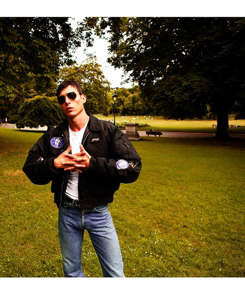 FACTORY FANZINE Matt Corrias by Baldovino Barani. Fall 2016, www.imageamplified.com, Image Amplified15