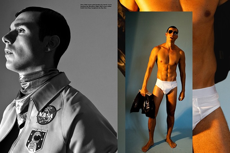 FACTORY FANZINE Matt Corrias by Baldovino Barani. Fall 2016, www.imageamplified.com, Image Amplified4