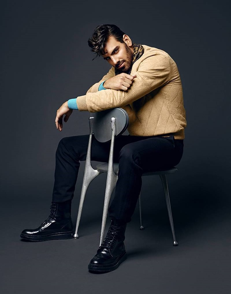 FASHION PHOTOGRAPHY Nyle DiMarco for Prestige Hong Kong, Fall 2016. www.imageamplified.com, Image Amplified (14)