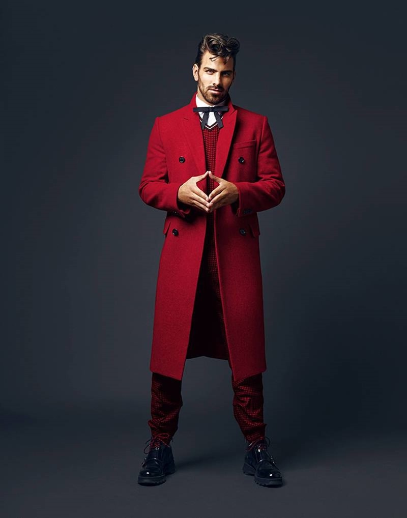 FASHION PHOTOGRAPHY Nyle DiMarco for Prestige Hong Kong, Fall 2016. www.imageamplified.com, Image Amplified (3)
