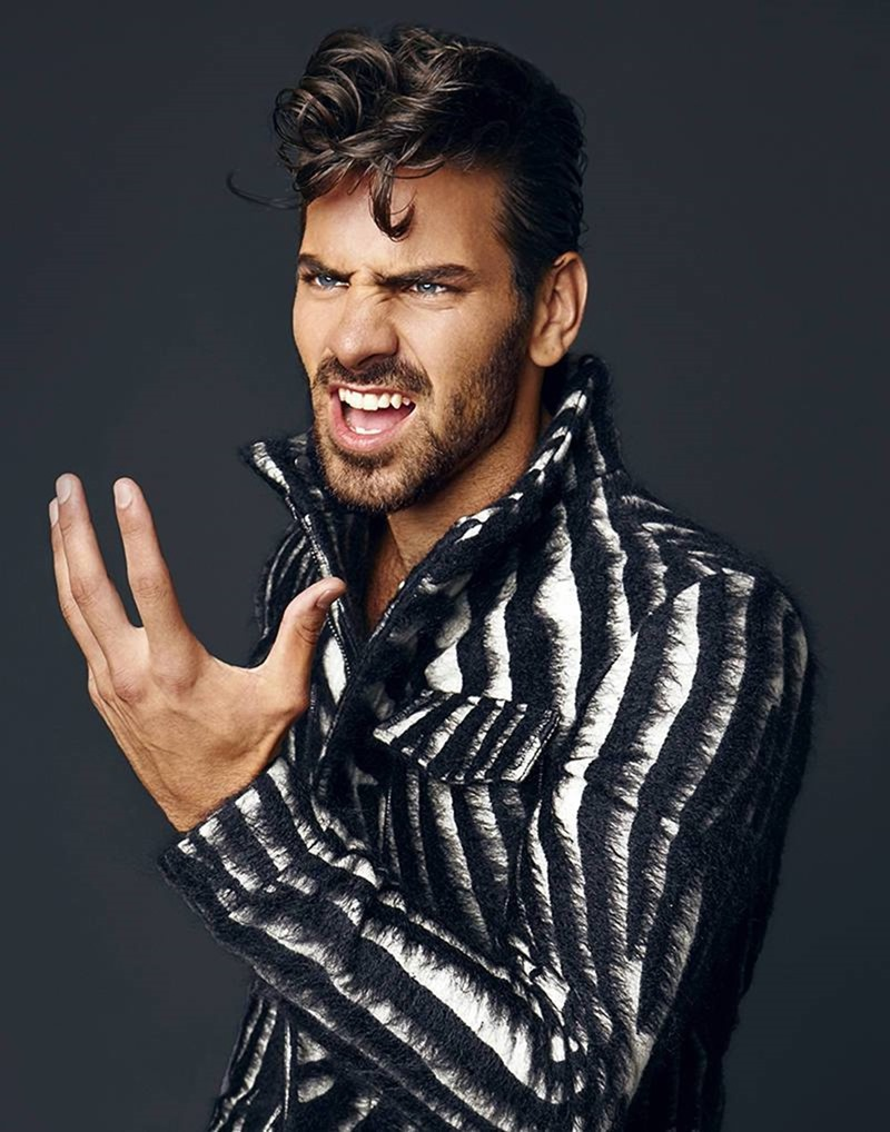 FASHION PHOTOGRAPHY Nyle DiMarco for Prestige Hong Kong, Fall 2016. www.imageamplified.com, Image Amplified (5)