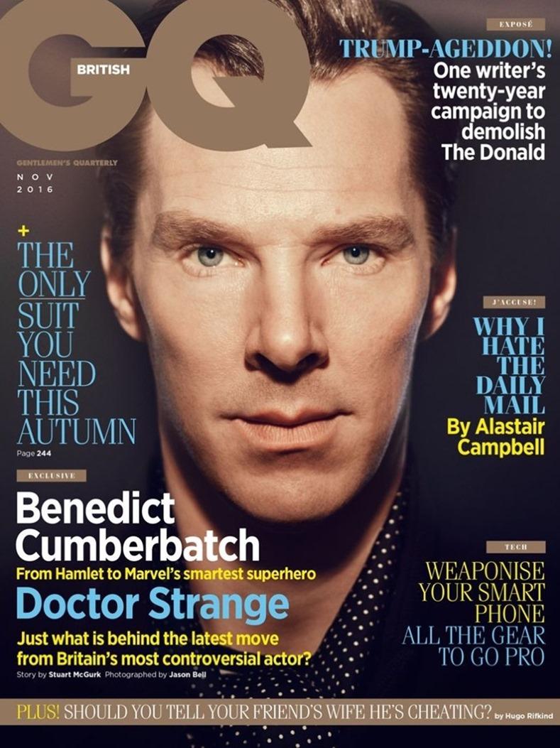 GQ UK Benedict Cumberbatch by Jason Bell. November 2016, www.imageamplified.com, Image Amplified (2)