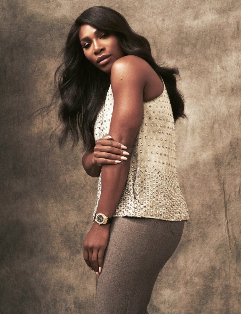 GRAZIA ITALIA Serena Williams by Stefano Moro Van Wyk. Michele Bagnara, October 2016, www.imageamplified.com, Image Amplified6