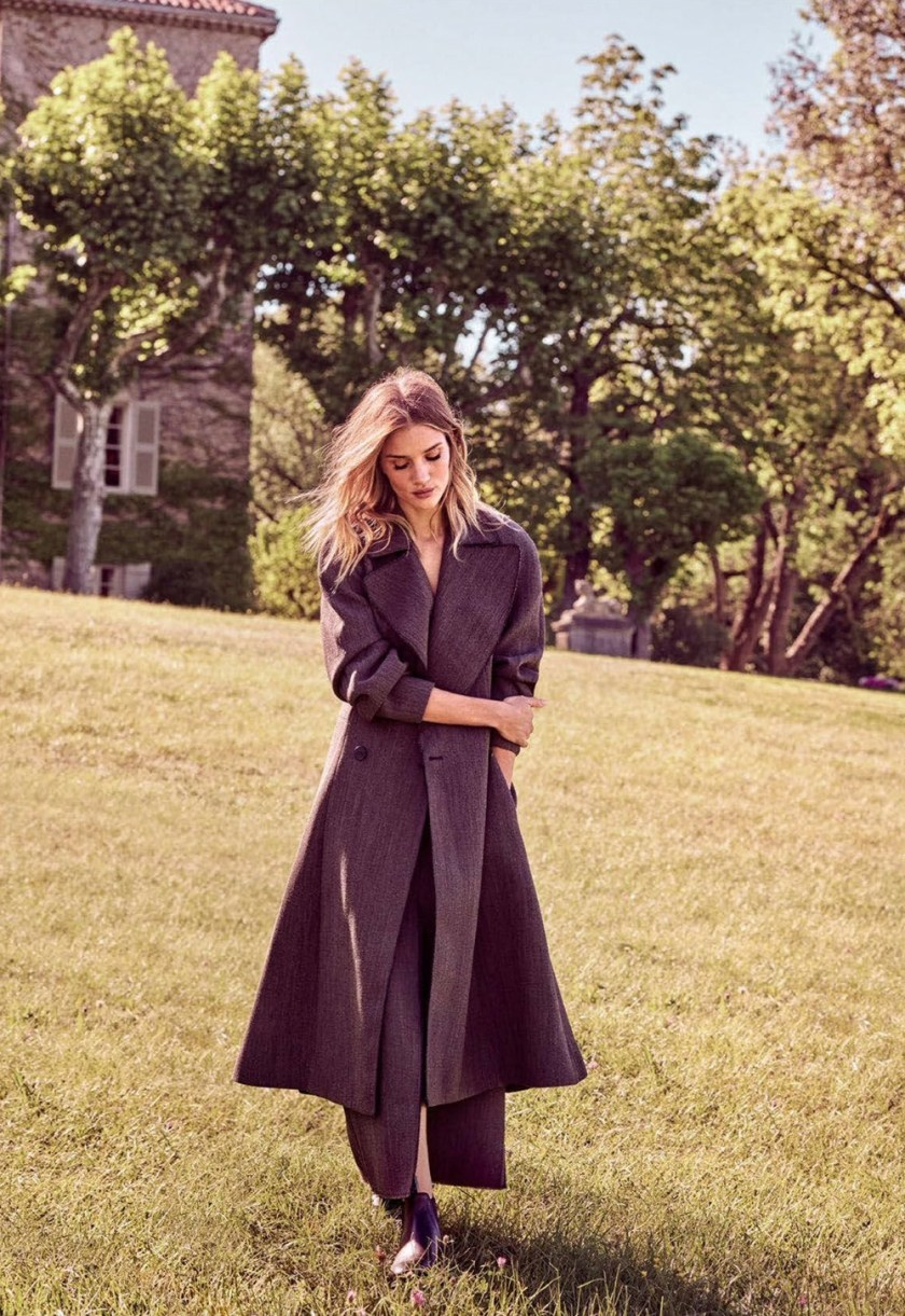 HARPER'S BAZAAR AUSTRALIA Rosie Huntington-Whiteley by Pamela Hanson. Karla Clarke, October 2016, www.imageamplified.com, Image Amplified4