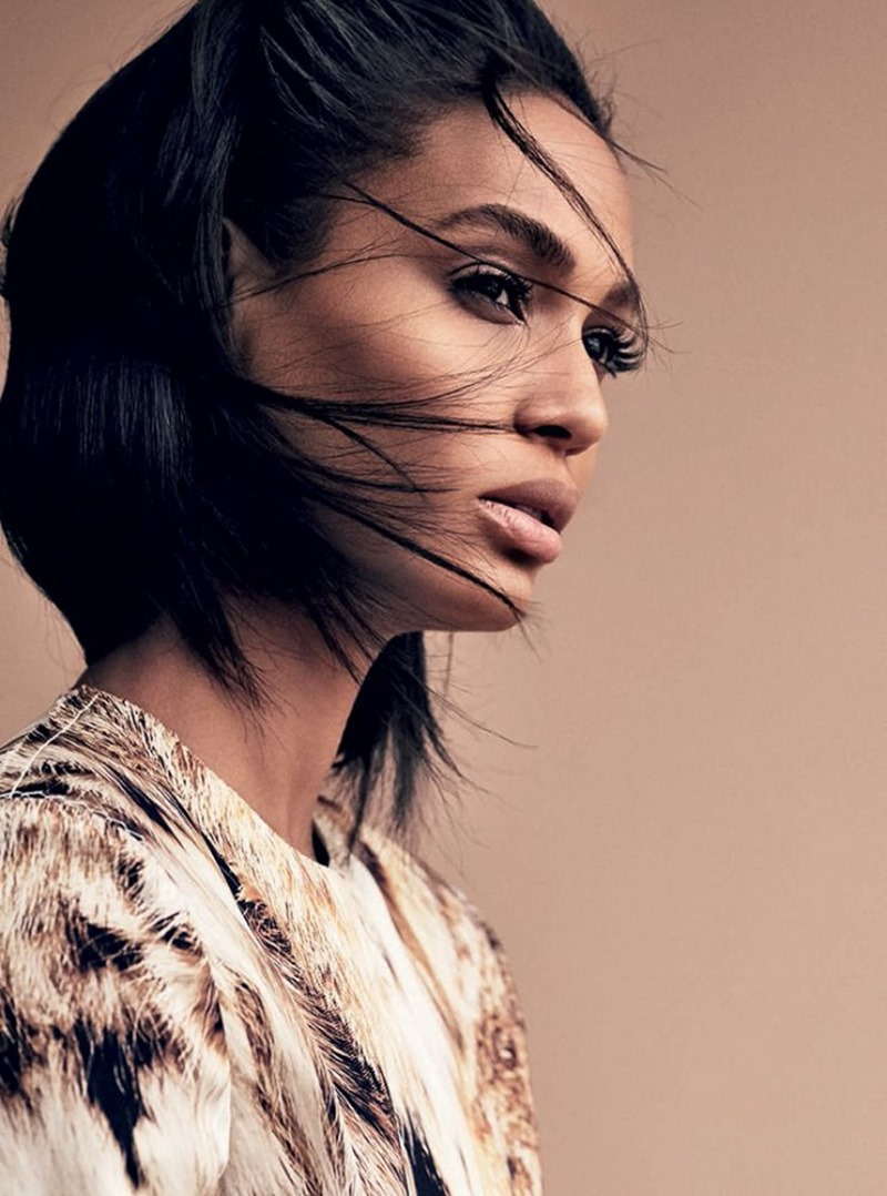 HARPER'S BAZAAR GERMANY Joan Smalls by Marcus Ohlsson. Kerstin Schneider, November 2016, www.imageamplified.com, Image Amplified4