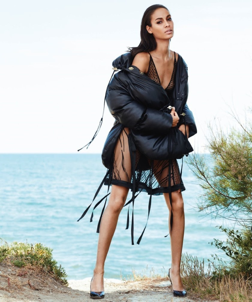 HARPER'S BAZAAR SPAIN Joan Smalls by Txema Yeste. Juan Cebrian, October 2016, www.imageamplified.com, Image Amplified8