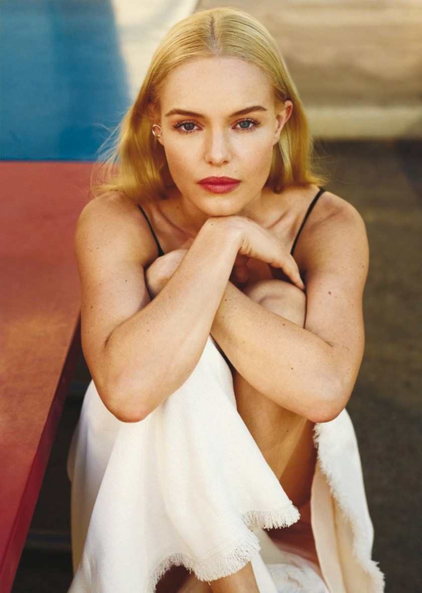 INSTYLE MAGAZINE Kate Bosworth by Thomas Whiteside. Melissa Rubini, November 2016, www.imageamplified.com, Image Amplified1