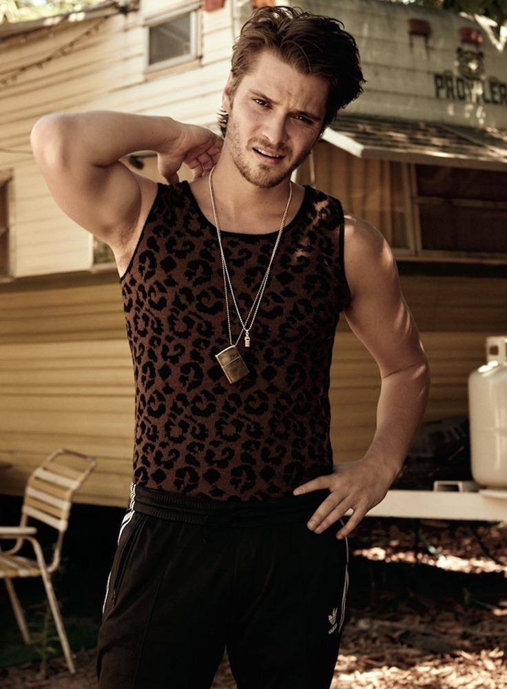 INTERVIEW MAGAZINE Luke Grimes by Dominick Sheldon. Andrew Mukamal, Fall 2016, www.imageamplified.com, Image Amplified (2)