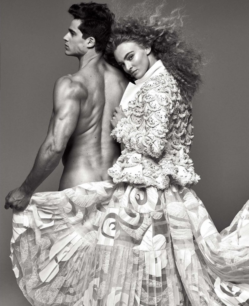 LADIES & GENTS MAGAZINE Pietro Boselli & Ymra Stiekema by Philippe Vogelenzang. Miguel Arnau, October 2016, www.imageamplified.com, Image Amplified (9)
