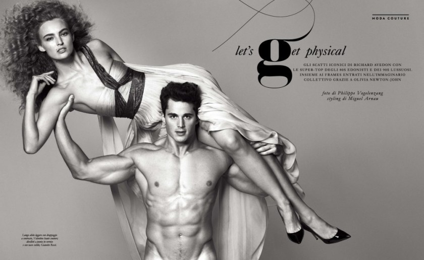 LADIES & GENTS MAGAZINE Pietro Boselli & Ymra Stiekema by Philippe Vogelenzang. Miguel Arnau, October 2016, www.imageamplified.com, Image Amplified (1)