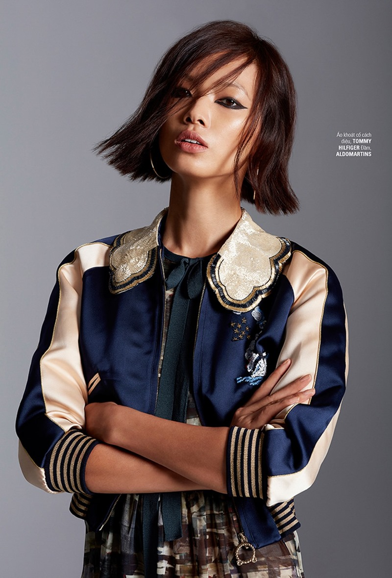 L'OFFICIEL VIETNAM Grace Gal by Vladimir Marti. Daniel Gonzalez Elizondo, October 2016, www.imageamplified.com, Image Amplified6
