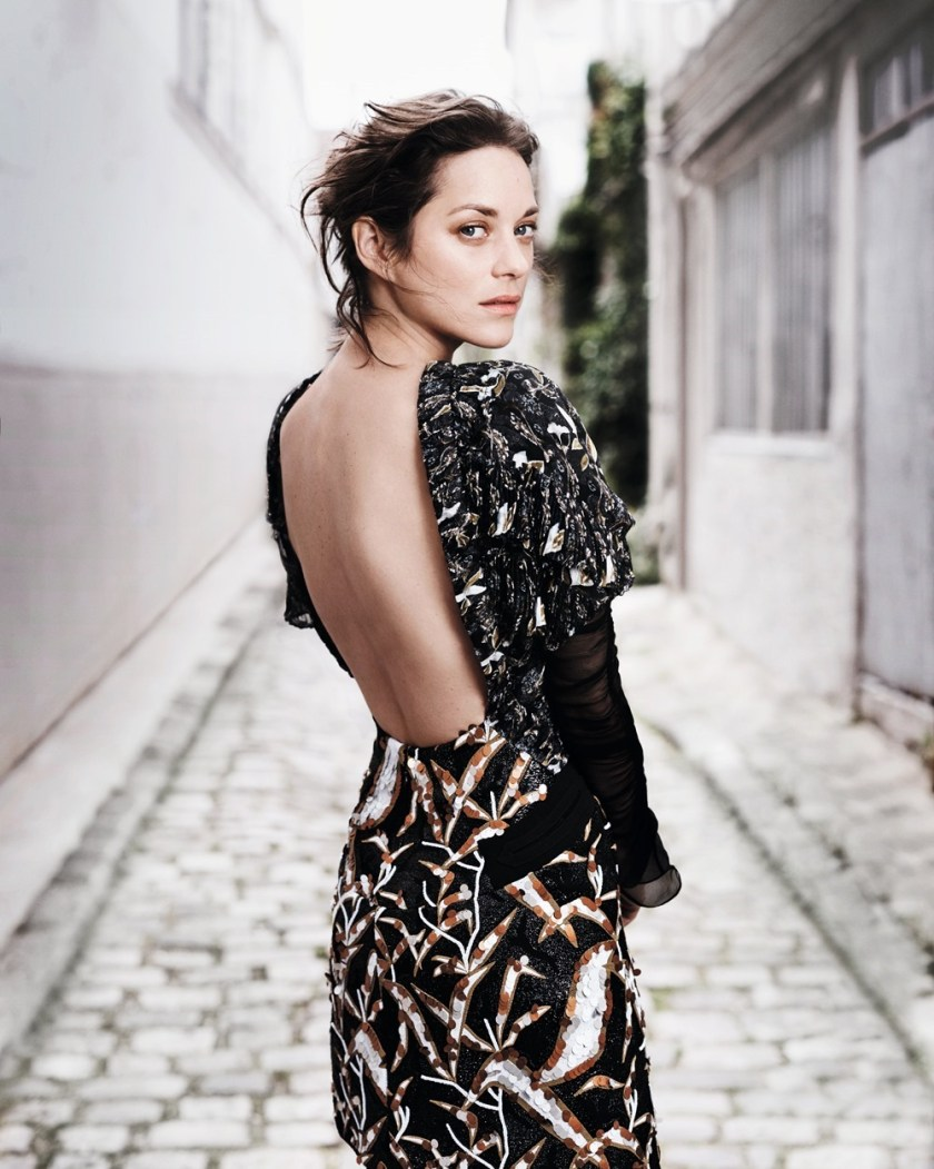 MADAME FIGARO FRANCE Marion Cotillard by Jan Welters. September 2016, www.imageamplified.com, Image Amplified