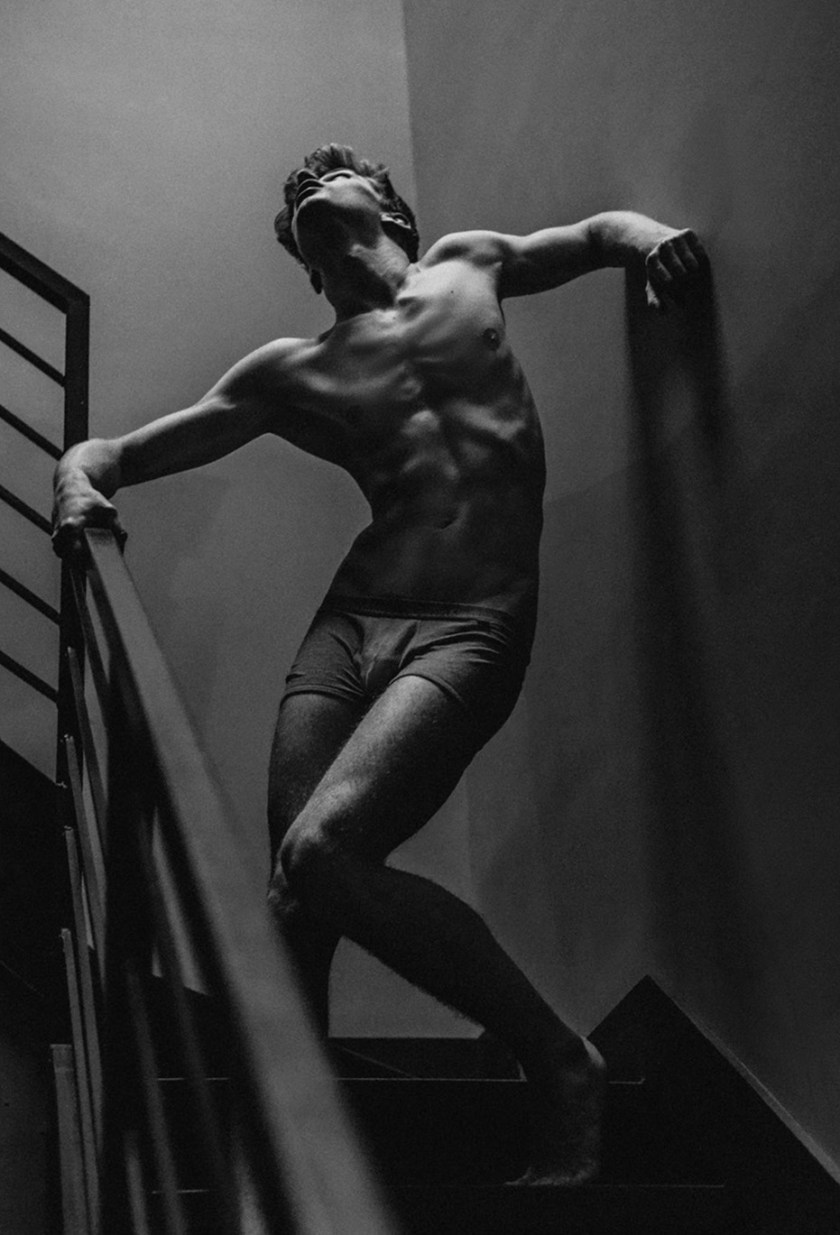 MASCULINE DOSAGE Gregory Basov by Travis Chantar. Fall 2016, www.imageamplified.com, Image Amplified7
