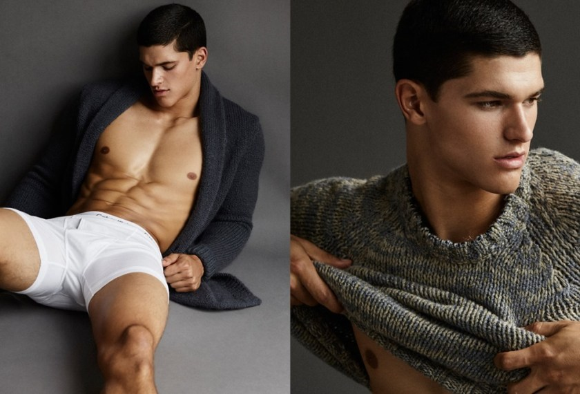 MODELS.COM Trevor Signorino by Greg Vaughan. Javon Drake, Fall 2016, www.imageamplified.com, Image Amplified2