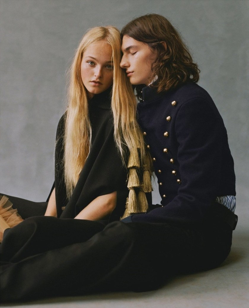 MODERN WEEKLY CHINA Jean Campbell & Alex Dragulele by Ben Weller. Klaire Chen, October 2016, www.imageamplified.com, Image Amplified (5)