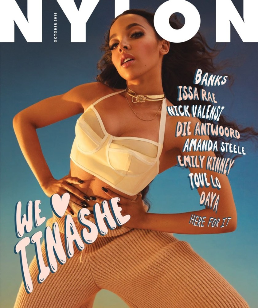 NYLON MAGAZINE Tinashe by Anairam. Johnny Wujek, October 2016, www.imageamplified.com, Image Amplified9