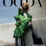 ODDA MAGAZINE: Madison Stubbington by Aaron Michael