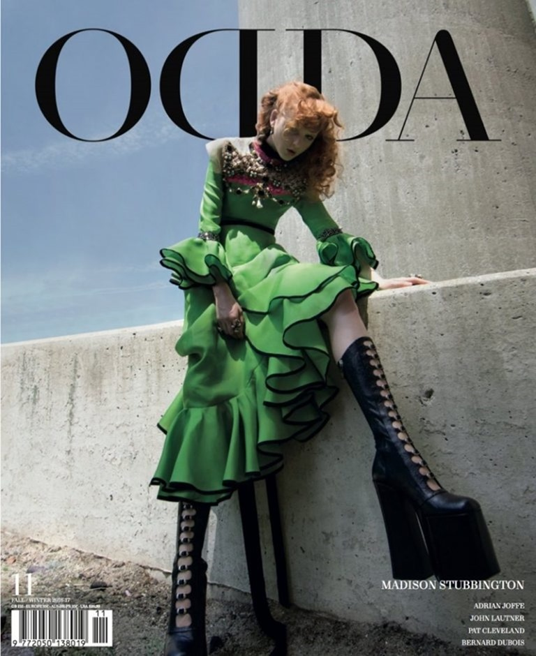 ODDA MAGAZINE Madison Stubbington by Aaron Michael. Kyle Luu, Fall 2016, www.imageamplified.com, Image Amplified (2)