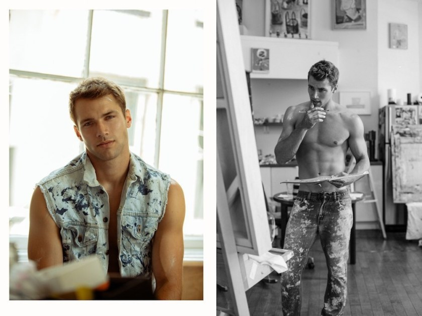 OUT MAGAZINE Kacey CArrig by Hard Cider New York. Brad Greenwood, Fall 2016, www.imageamplified.com, Image Amplified9