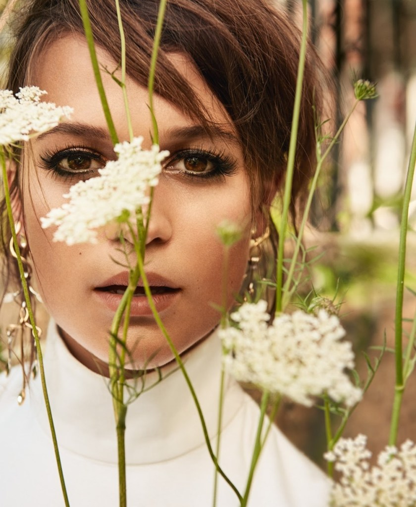 PORTER MAGAZINE Alicia Vikander by Ryan McGinley. George Cortina, Fall 2016, www.imageamplified.com, Image Amplified10