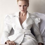 VOGUE GERMANY: Lara Stone by Camilla Akrans