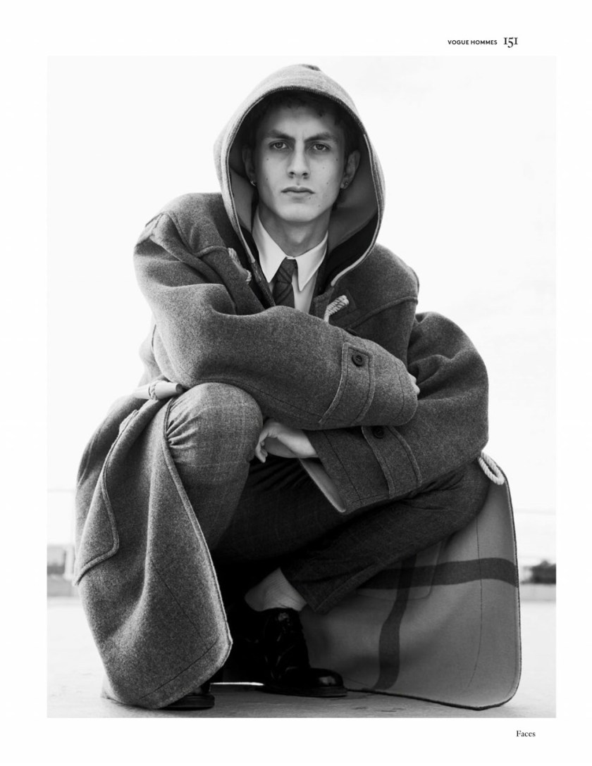 VOGUE HOMMES Faces by Solve Sundsbo. Anastasia Barbieri, Fall 2016, www.imageamplified.com, Image Amplified (15)